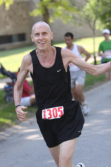Gary Julin Omaha running legend and Heartland Marathon honoree